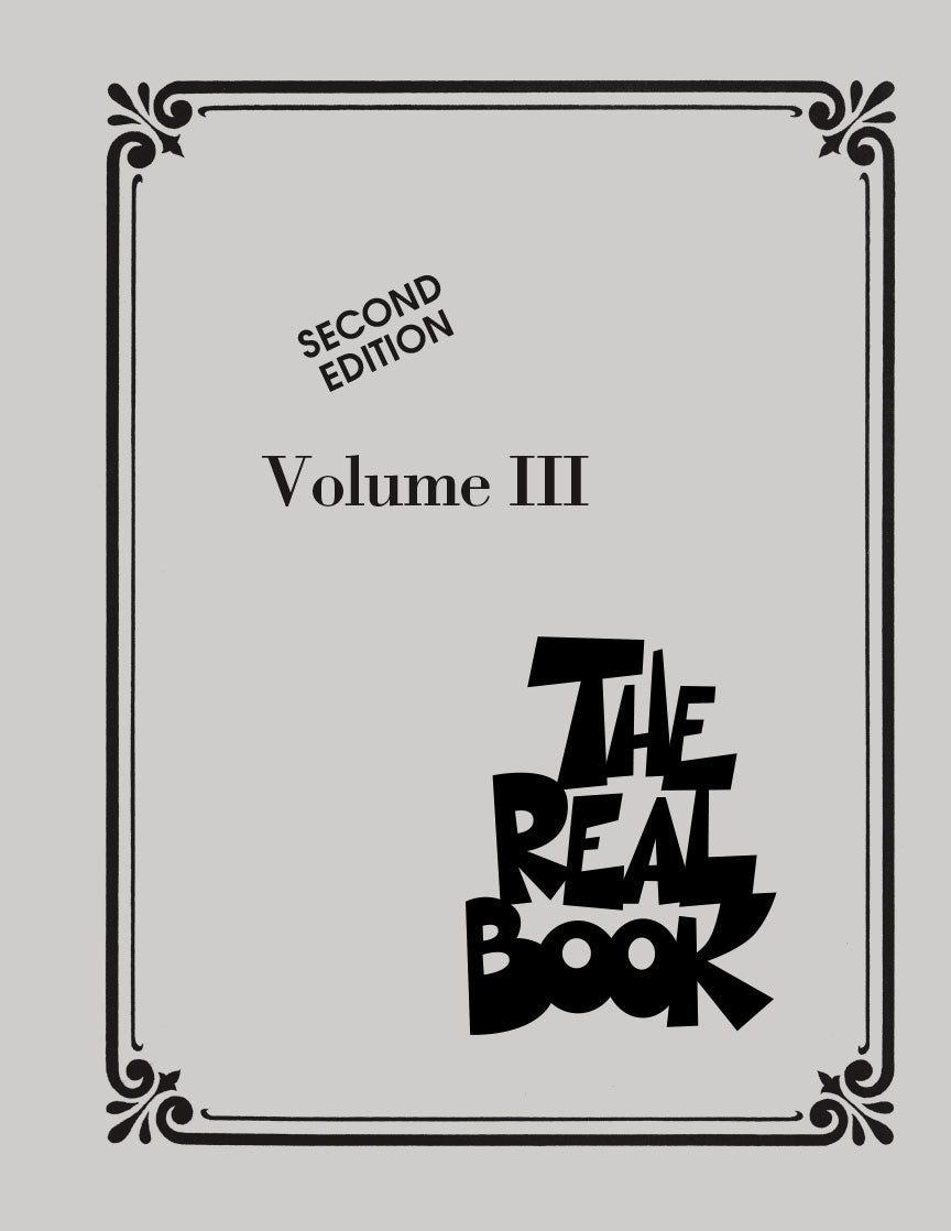 The Real Book - C Edition - Volume III