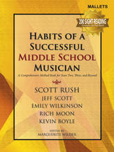 Load image into Gallery viewer, Habits of a Successful Middle School Musician