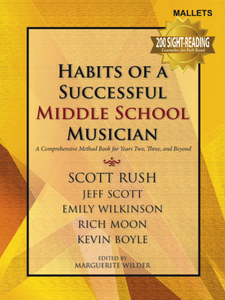 Habits of a Successful Middle School Musician