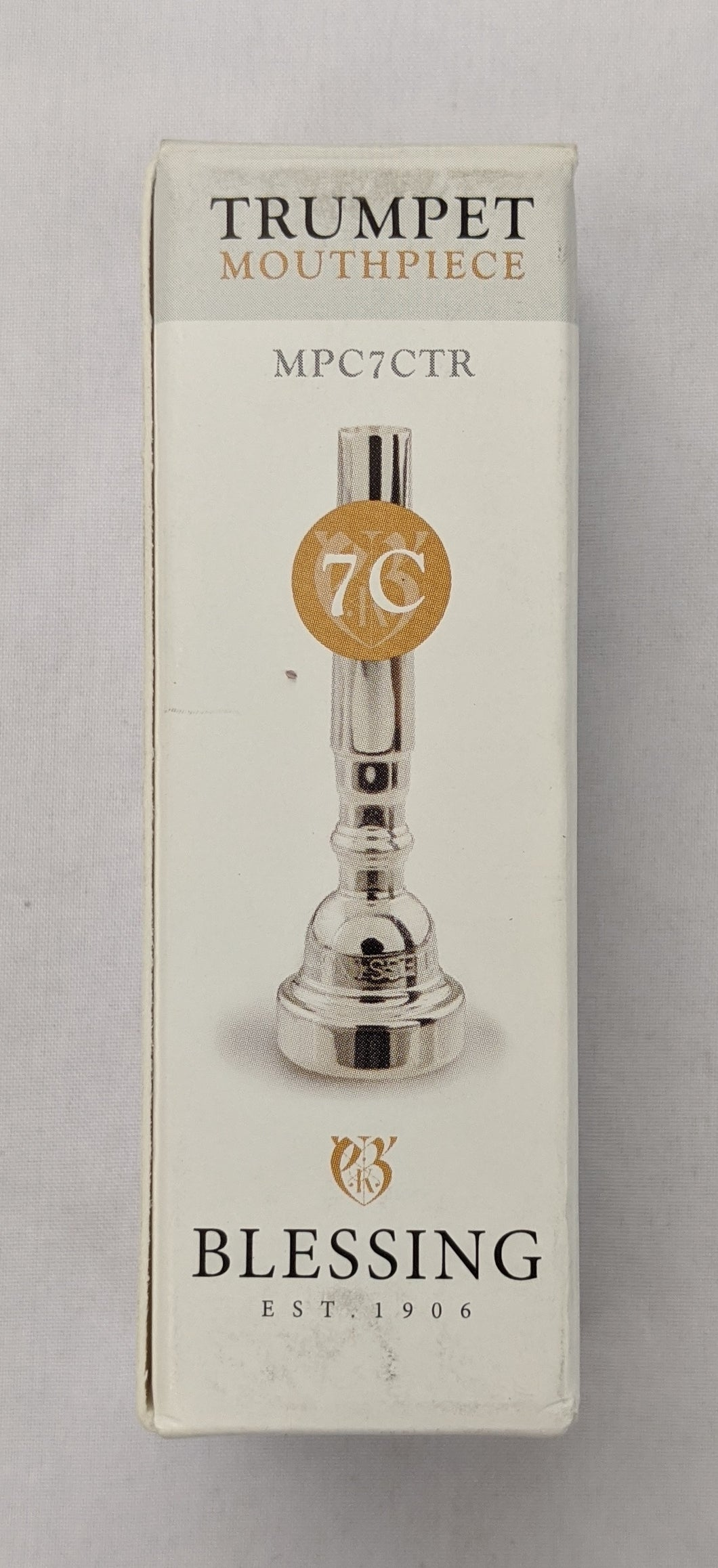 Blessing Trumpet Mouthpiece 7C