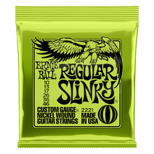 Load image into Gallery viewer, Ernie Ball Slinky Guitar Strings