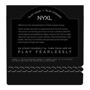 D'addario NYXL0942 Nickel Wound, Super Light, 09-42