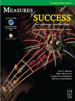 Measures of Success Book 2 for Bass