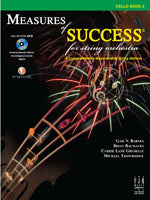 Measures of Success Book 2 for Cello
