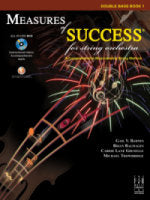 Measures of Success Book 1 for Bass