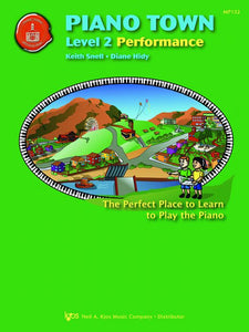 Piano Town: Performance - Level 2