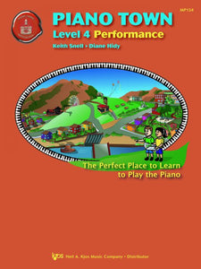 Piano Town: Performance - Level 4
