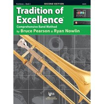 Tradition of Excellence Book 3 for Trombone