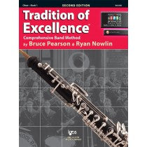 Tradition of Excellence Book 1 for Oboe