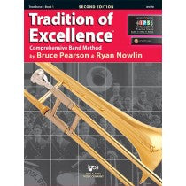Tradition of Excellence Book 1 for Trombone