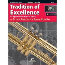 Tradition of Excellence Book 1 for Trumpet