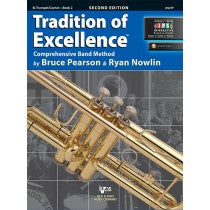 Tradition of Excellence Book 2 for Trumpet