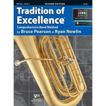 Tradition of Excellence Book 2 for Tuba