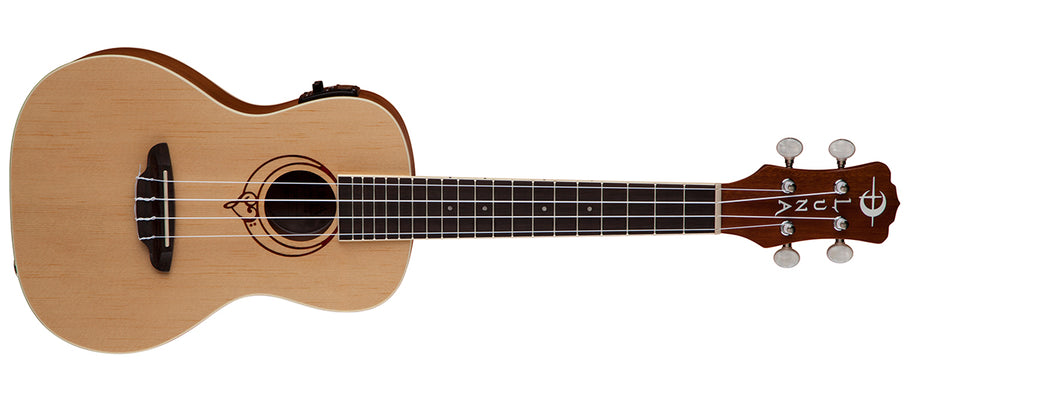 Luna Concert Ukulele - Heartsong with USB Preamp