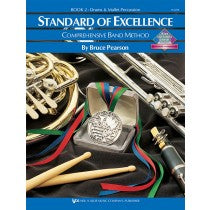 Load image into Gallery viewer, Standard of Excellence Band Method Book 2