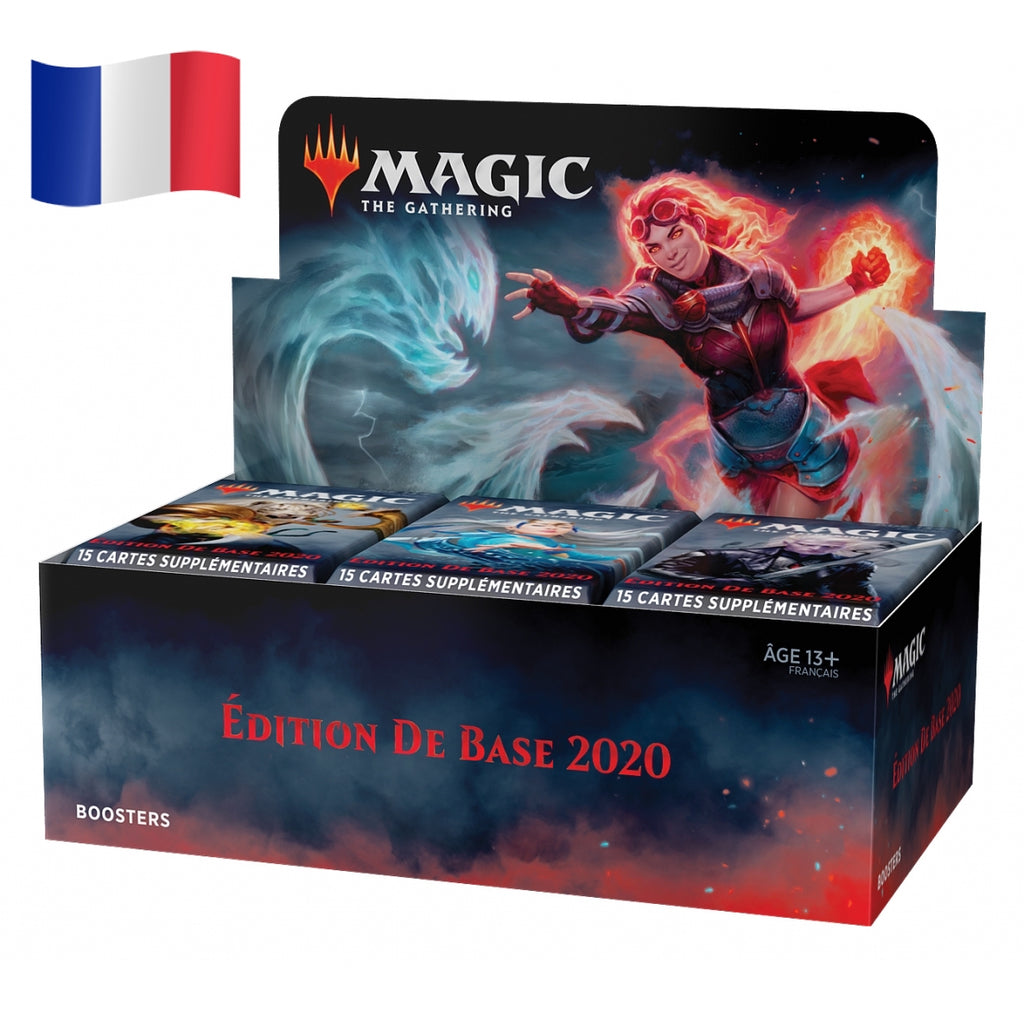 Boite de 36 boosters Magic - Edition de base 2020 FR