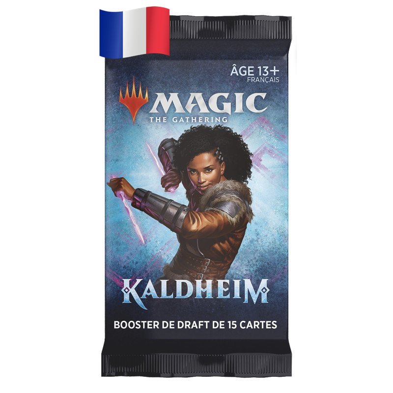 Booster Magic - Kaldheim FR