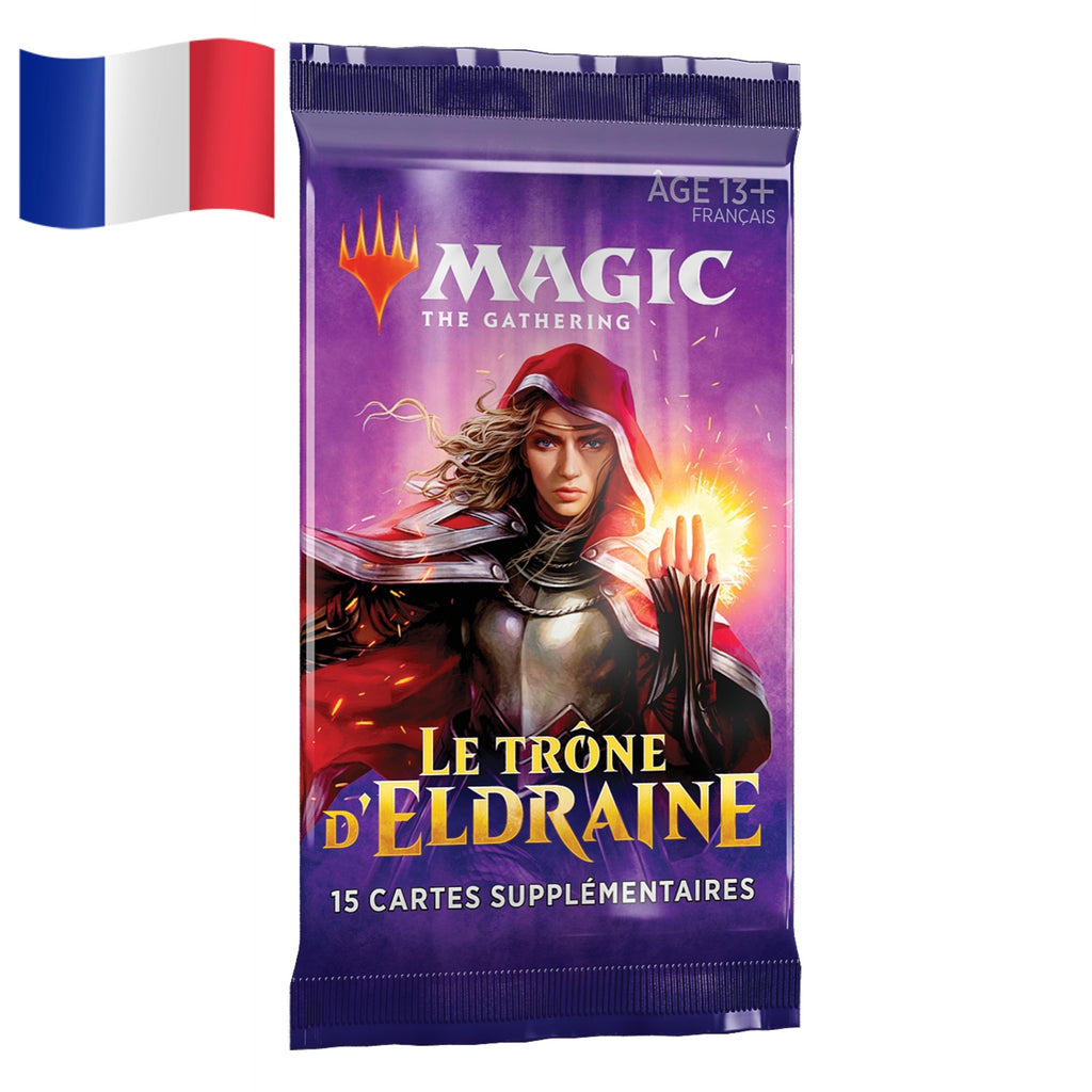 Booster Magic - Trône d'Eldraine FR