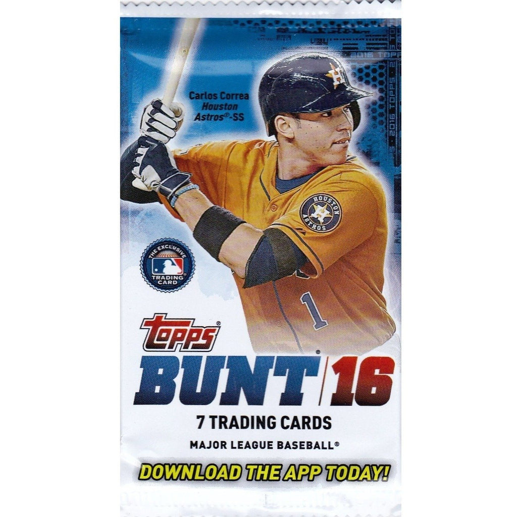 Booster MLB Bunt 2016 Colorés