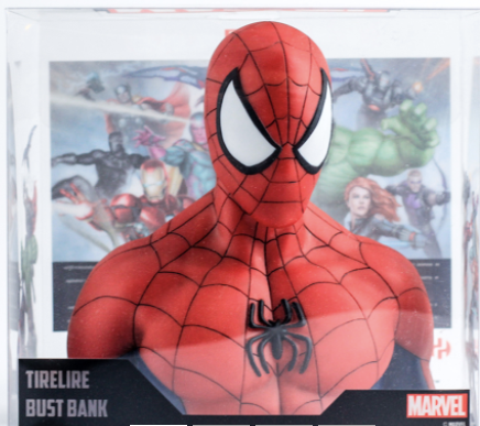 Buste Tirelire Marvel - Spider Man Deluxe