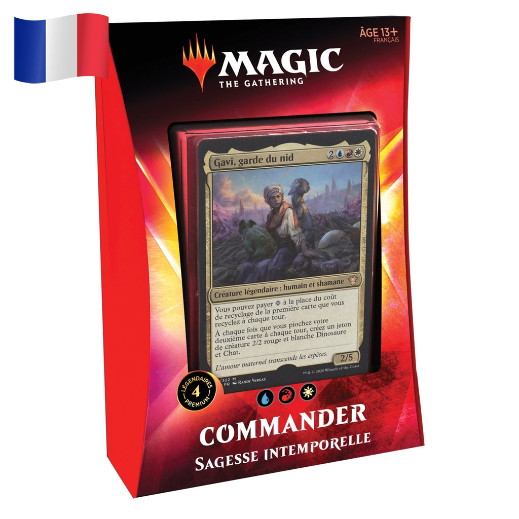 Deck Sagesse Intemporelle Commander 2020