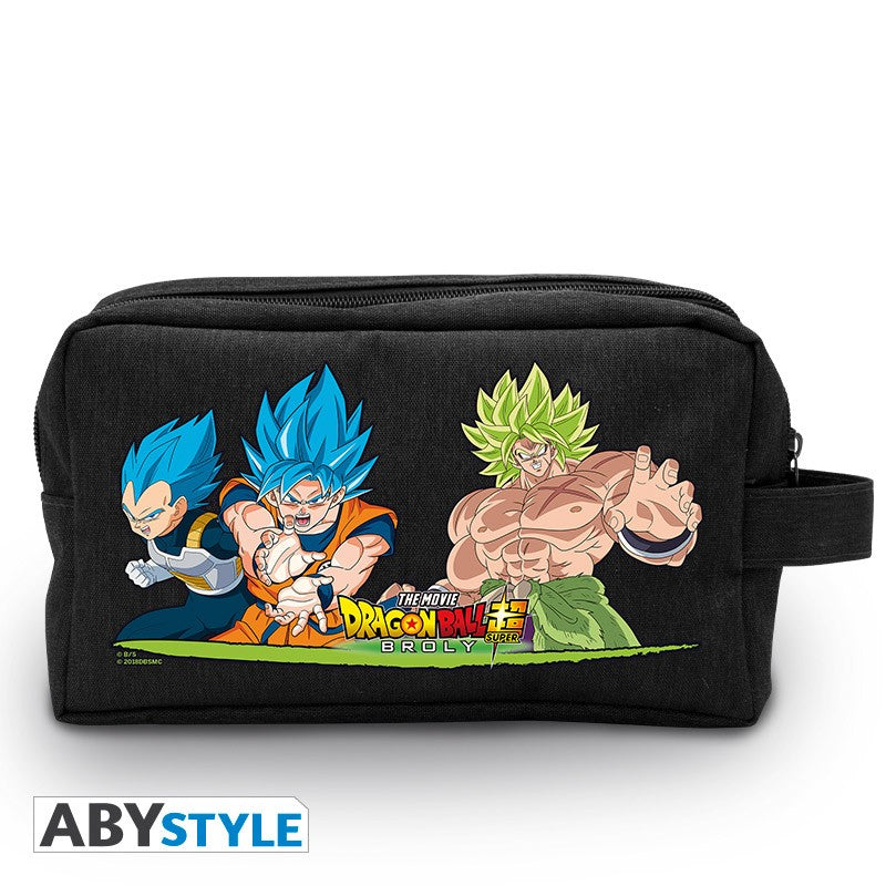 DRAGON BALL BROLY - Trousse de toilette Broly vs Goku & Vegeta