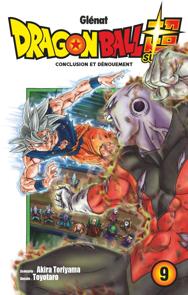 Dragon Ball Super - Tome 9