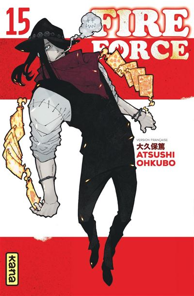 Fire Force - Tome 15