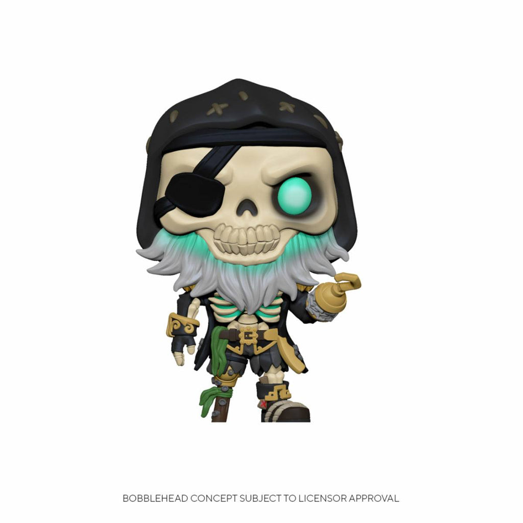 Fortnite POP! Games Vinyl figurine Blackheart 9 cm