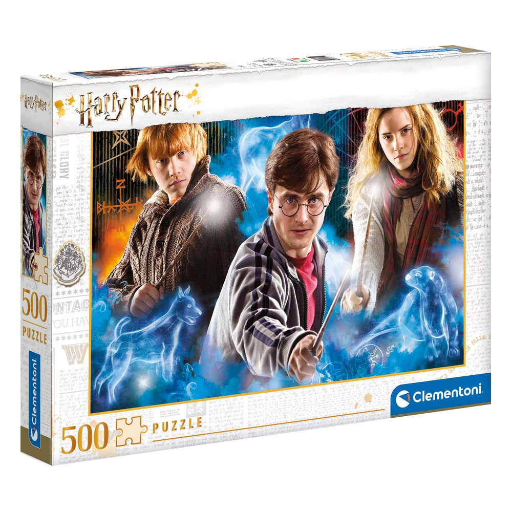 Harry Potter puzzle Expecto Patronum (500 pièces)