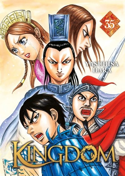 Kingdom - Tome 35