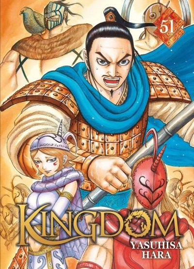 Kingdom - Tome 51