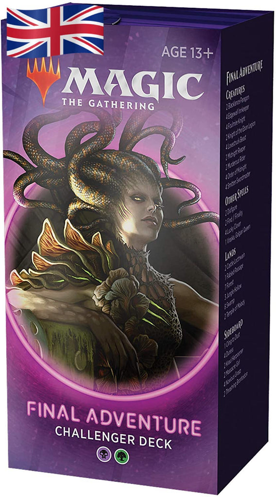 Magic the Gathering - Challenger Deck Final Adventure EN