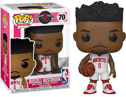 NBA Pop Russell Westbrook - Housten Rockets