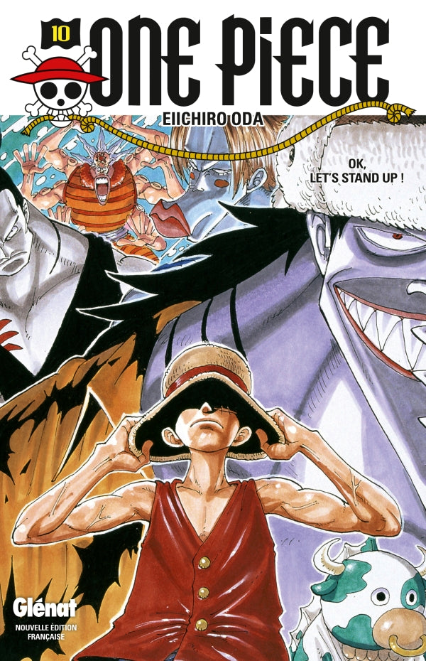 One Piece - Tome 10