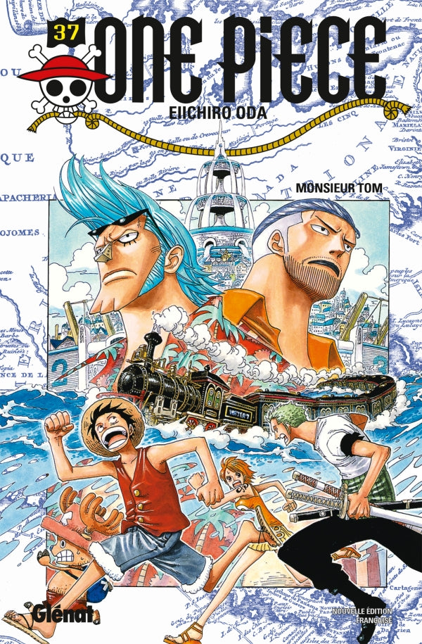 One Piece - Tome 37