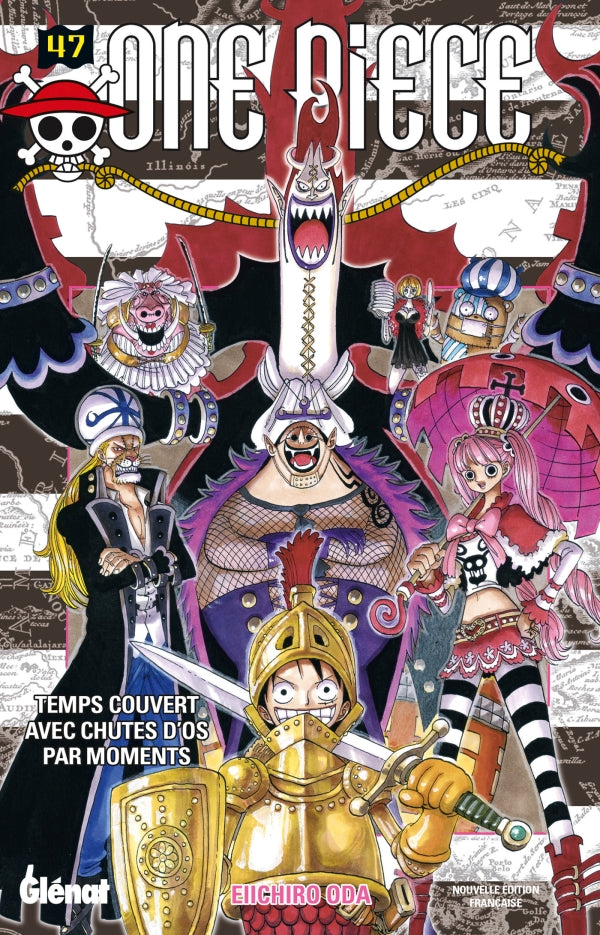 One Piece - Tome 47