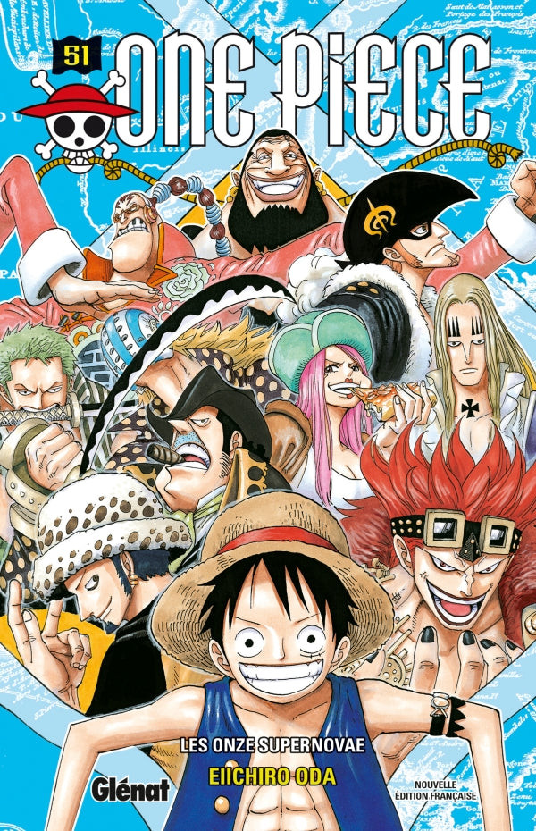 One Piece - Tome 51