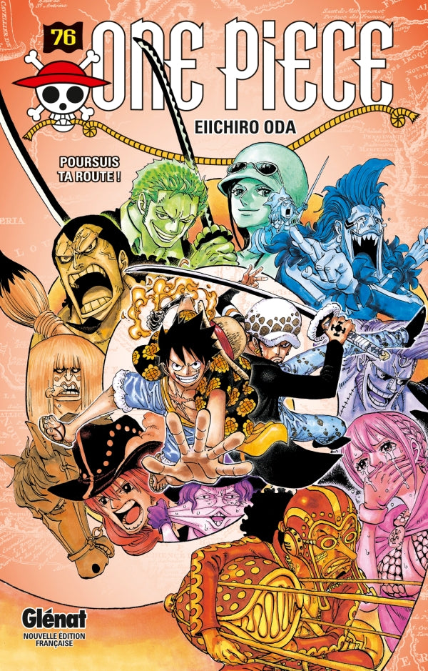 One Piece - Tome 76