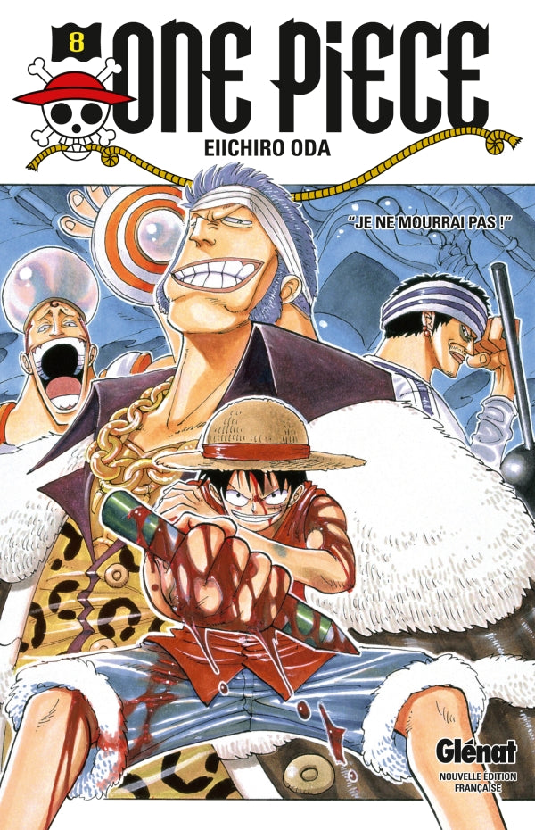 One Piece - Tome 8