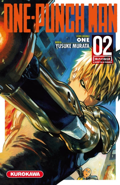 One-Punch Man - Tome 2