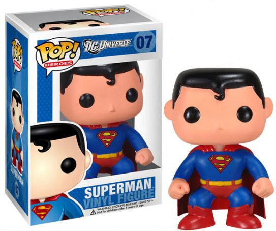 POP DC Comics - Superman 10 cm