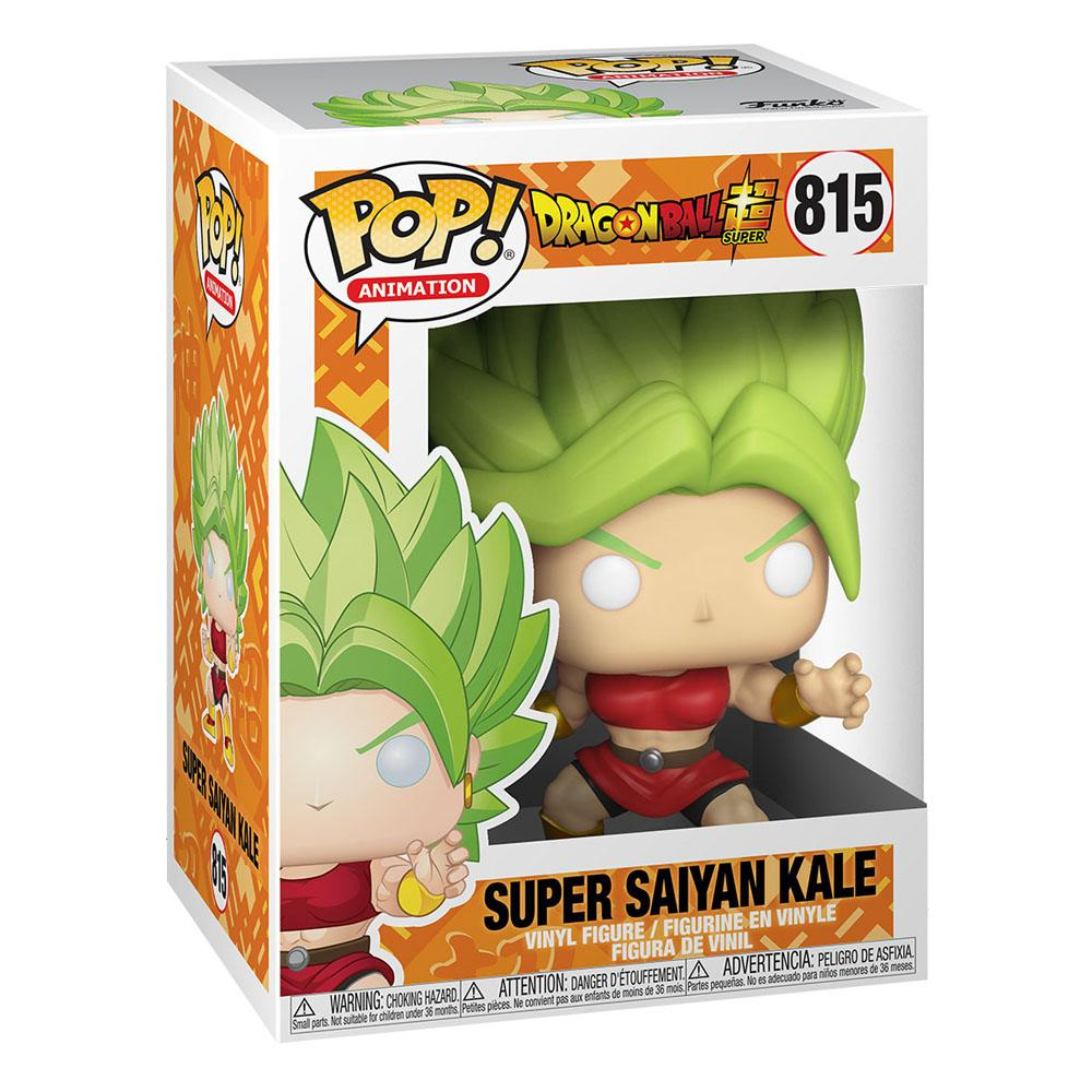 POP Dragon Ball Super - Super Saiyan Kale 9 cm