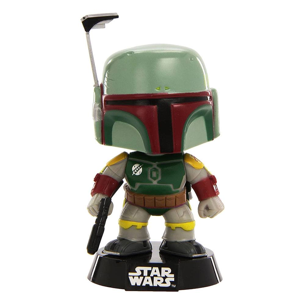 Pop Star Wars - Bobble Head Boba Fett 10 cm