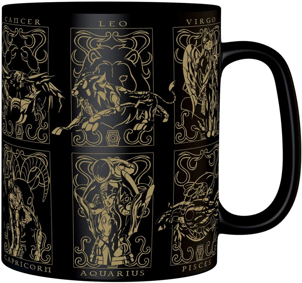 SAINT SEIYA - Mug - 460 ml - Armures d'Or