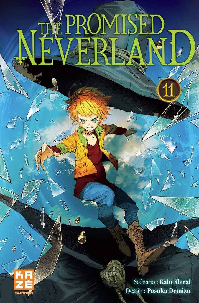 The Promised Neverland - Tome 11