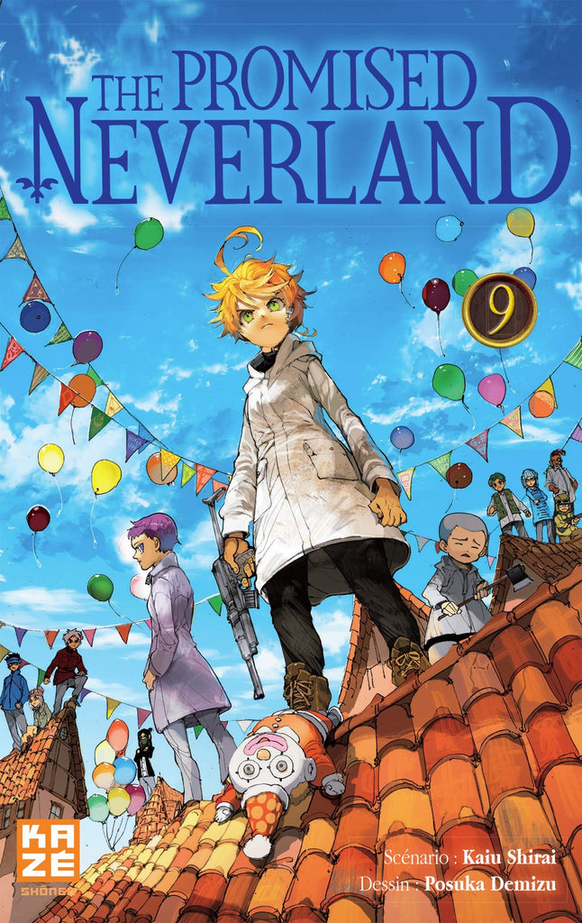 The Promised Neverland - Tome 9