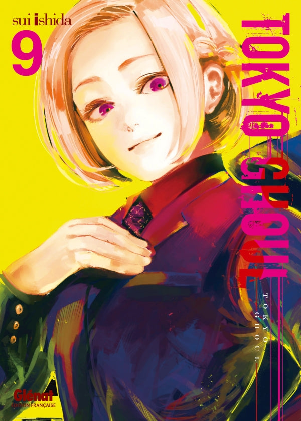 Tokyo Ghoul - Tome 9