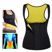Load image into Gallery viewer, Waist Trainer girdles, slimming belt Waist Corset, Neoprene Shape-wear and tummy girdle vest - Fit 2 Perfect