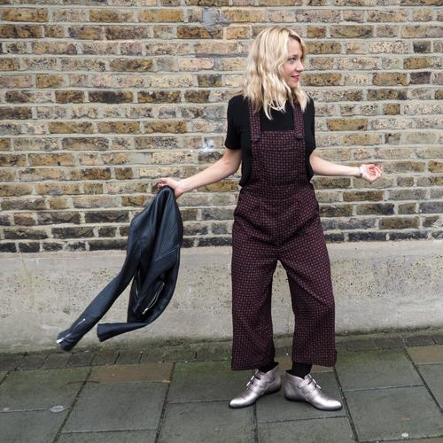 SMART DUNGAREES